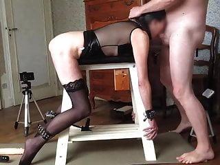 Bondage and big dildos pt 3 of 5
