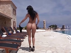 Very hot and sexy girls with hot ass and pussy compilation Thumbnail