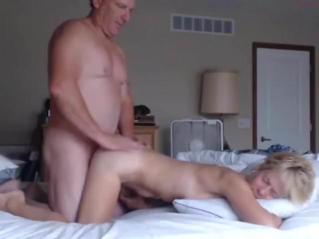 Daughter Caught Mom Fucking