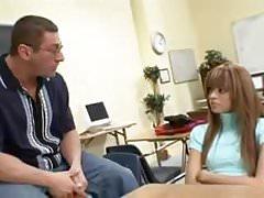Teen and her Teacher