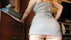 Hot girl with a fat ass porn gif