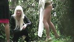 Hidden Cam In Forest Girls Pee Part 12