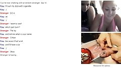 Omegle Ballbust: Free Free Omegle Porn Video d7 - xHamster