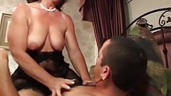 Awesome busty experienced female is fucking my dick