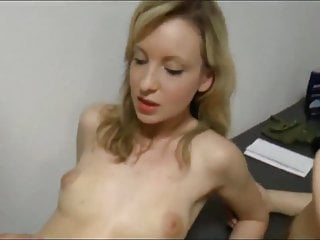swedish babewith her mom sharing one cock