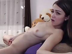 hot young romanian cam-slut