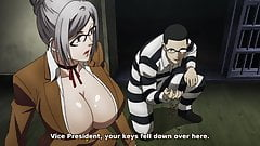Prison School (Kangoku Gakuen) anime uncensored #9 (2015) thumb