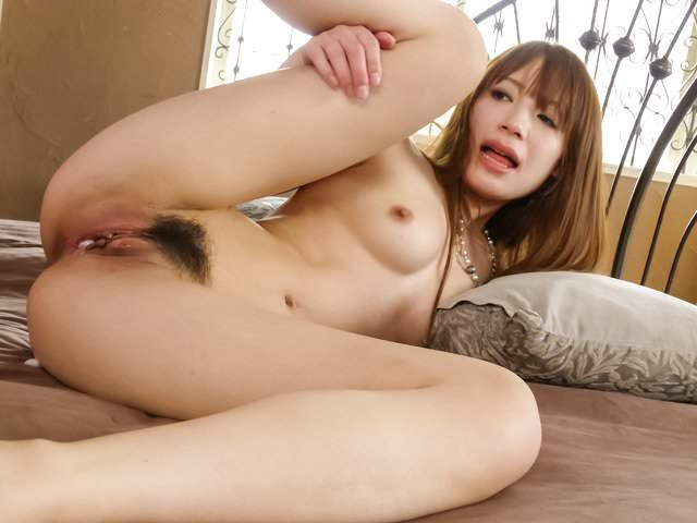 Petite hana endures extra large cock to bang her holes 1