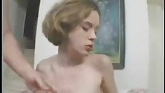 Teens gets double the cum