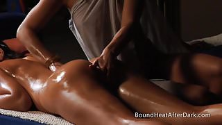 The Roman Dreams: Lesbian Massage Goes Well