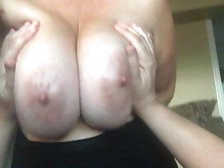 more huge oily juggs