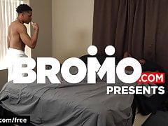 BROMO - Big Dick Big Ass Scene 1 featuring Bama and Davis