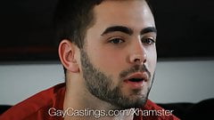 HD GayCastings - Josh Hairy asshole is pounded by the castin