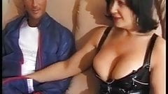 Sarah Beattie fucks the handyman
