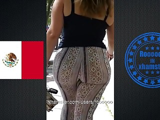 Very Super jiggly Booty ( Mexicans 2018 )