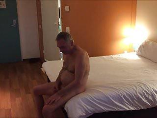 Sex im Hotelmit Orgasmus