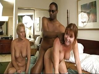 Two hot wives share a bbc.
