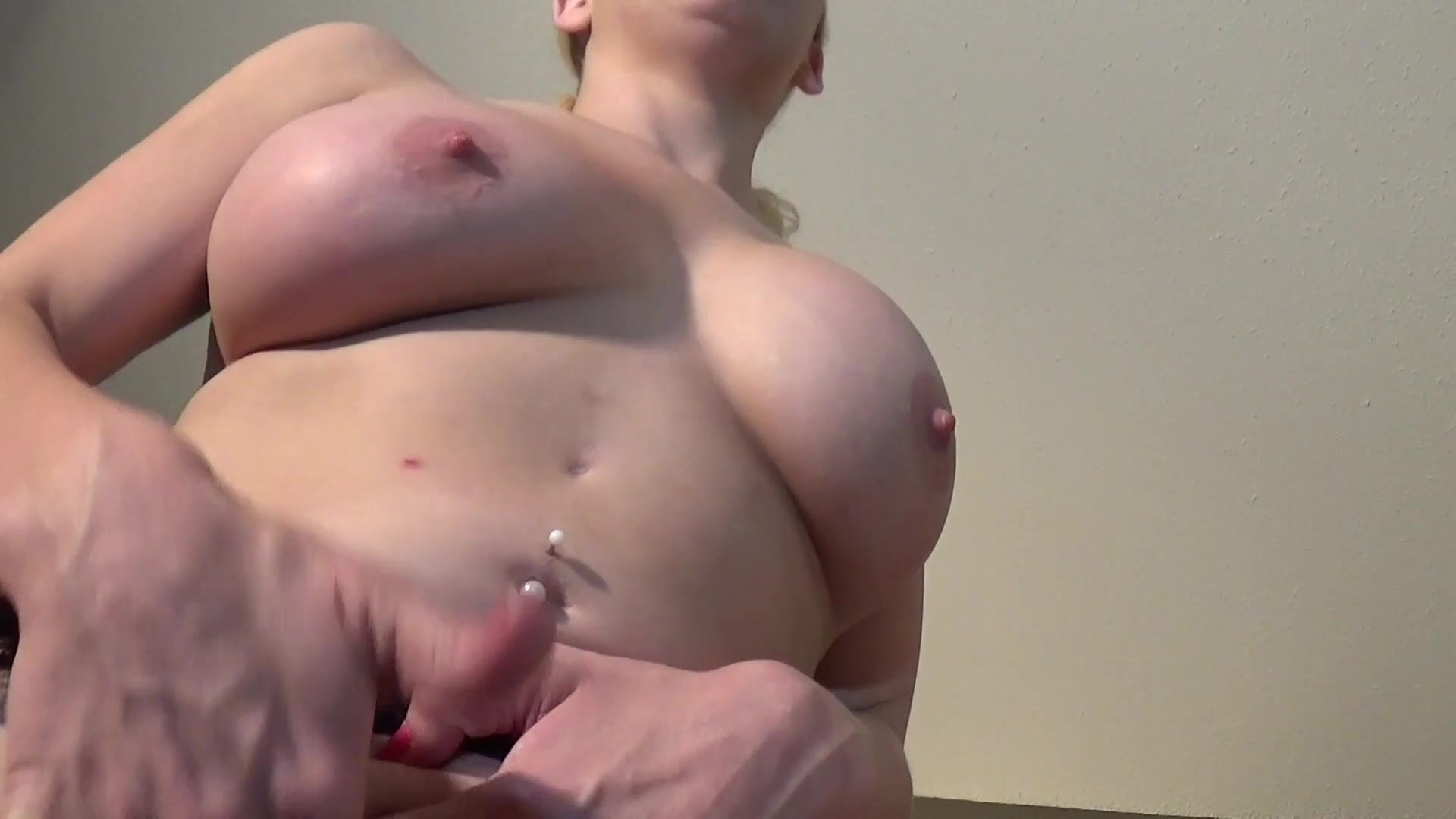 plump tits belly