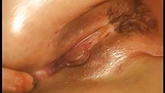 Young girl with great hard blowjob