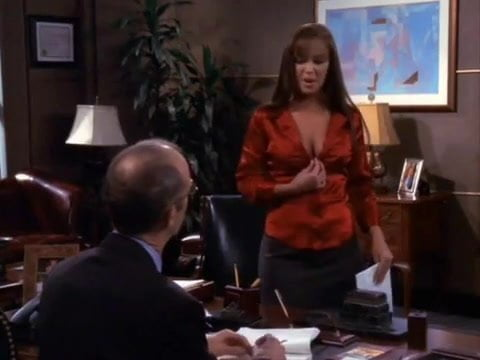 Leah remini boob words... super