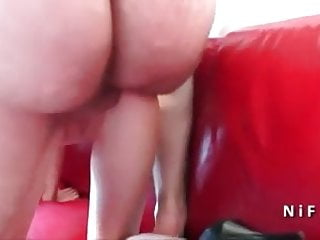 Sexy amateur french slut hard analized and double penetrated