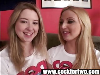 Two Lovely Cock Sucker Teens