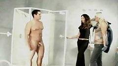cfnm shower jackoff