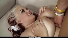 BBW Buxom Bella Sex Hunger Gets Fed With A Big Cock