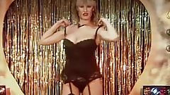 MY SHARONA (DQ version) - vintage big tits dance striptease