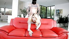 ExxxtraSmall - Masked Man Rams Petite Blonde