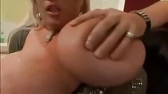 Amazing Huge Naturals Chick Fucked