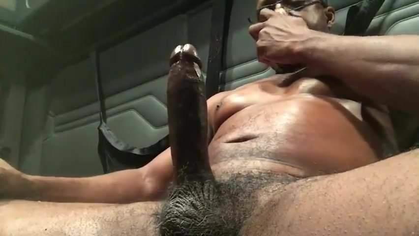 Bang black dick gang monster