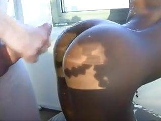 Preview 6 of White guy fucks African girl