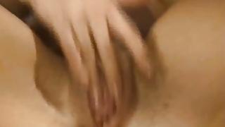 Horny SoloW ife Masturbating