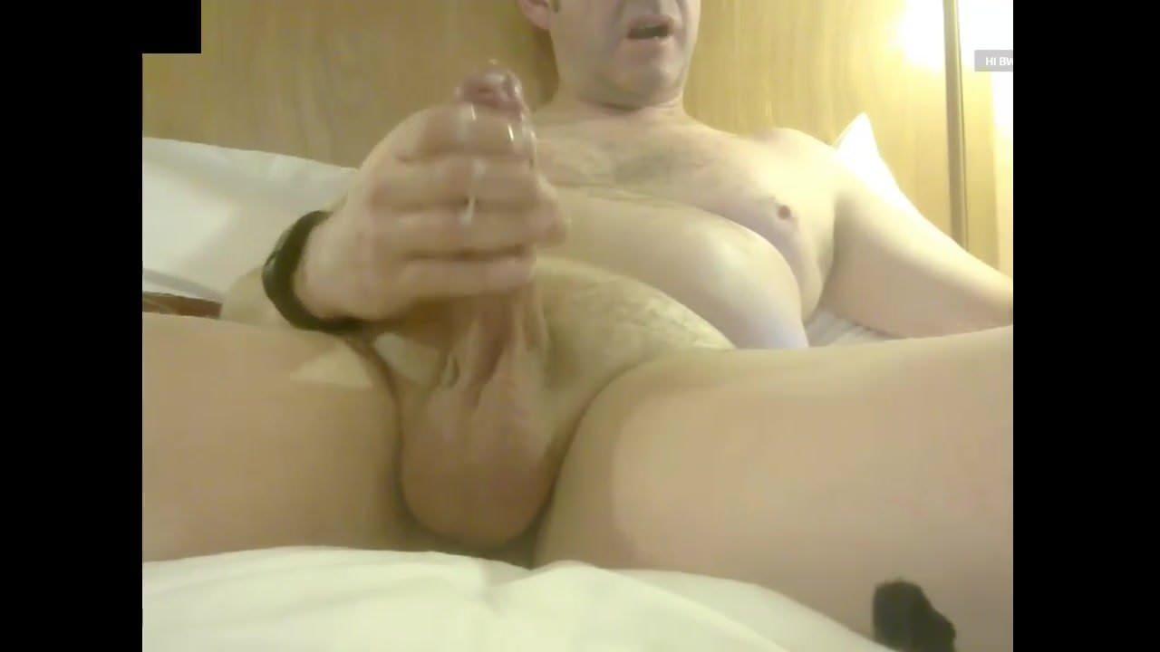 cock Daddy has a big