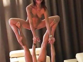 Artistic Teens Naked Gymnastics 2