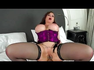 Awesome Gilf in anal action with hot ending 2016.SMYT