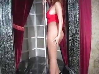 Shay Laren In Various Pantyhose Joi