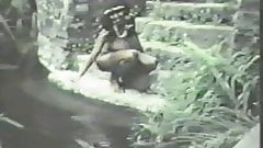 Black Skinny - Enormous Tits