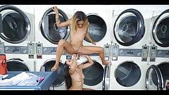 Porn Music Video - Laundromat Lesbians