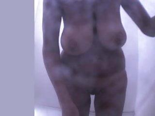 voyeur beach cabin perfect boobs