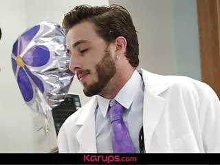 Karups - Olive Glass Gets Fucked By Her Doctor