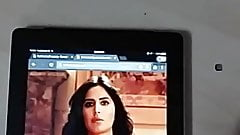 katrina kaif using cum tribute