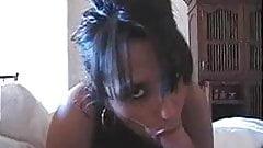 wet cocksucking latina tramp