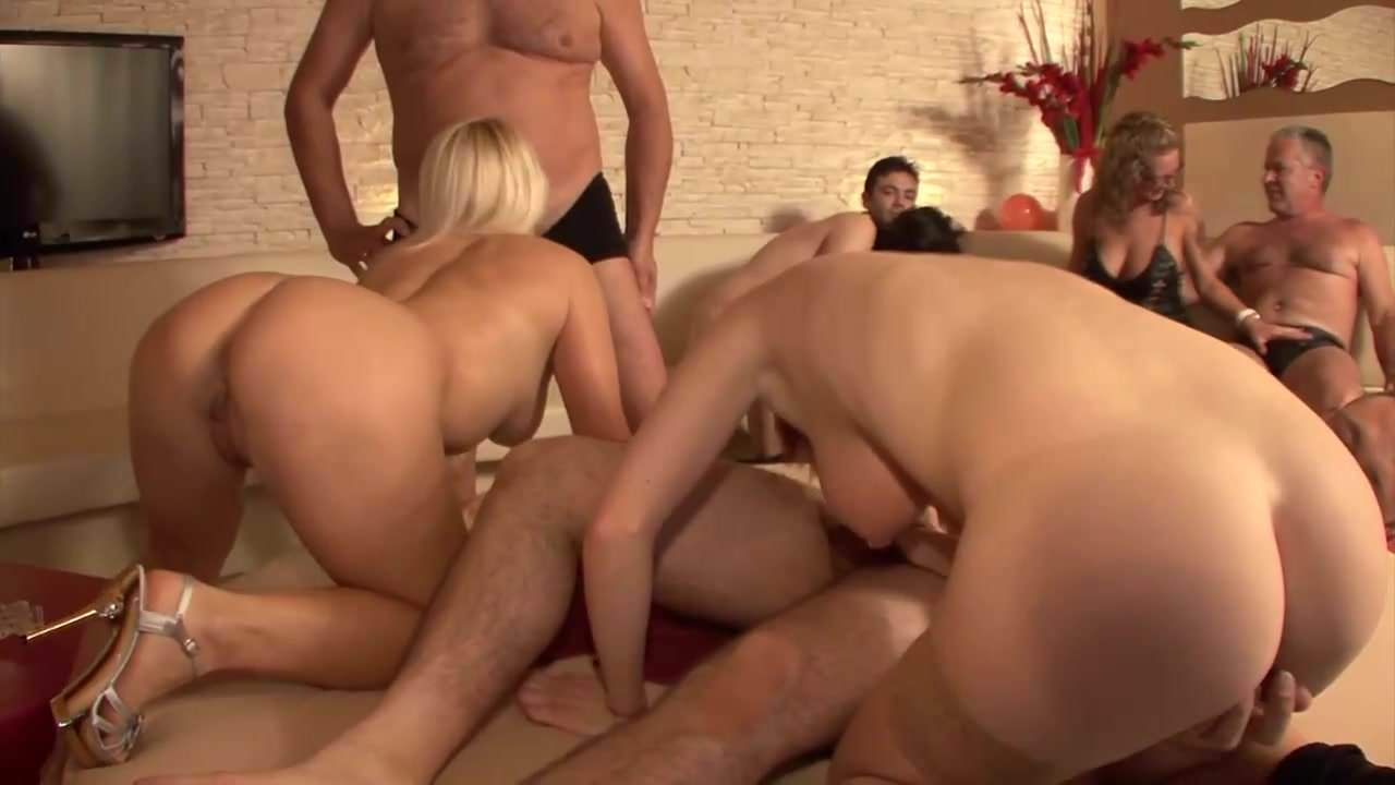 German swinger sex video-5663
