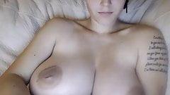 Gorgeous Boobs Girl Showing Her Ass
