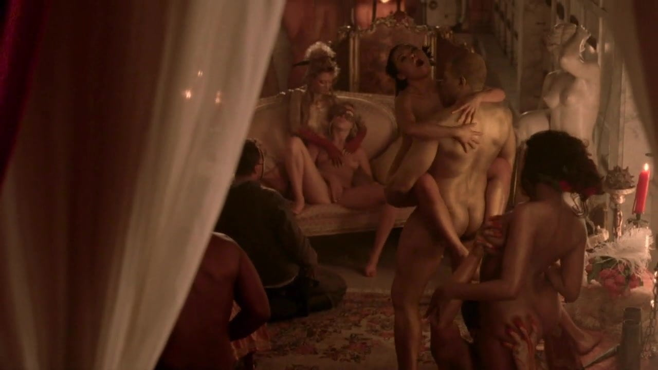Angela Sarafyan Tits thandie newton. evan rachel ward. others -'westworld' s1e5