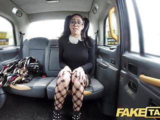 Download video bokep Fake Taxi Spanish beauty with glasses loves taxi cock Mp4 terbaru