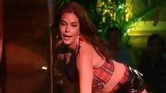 Teri Hatcher striptease