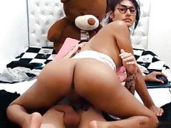 Big ass latina shemale anal sex webcam